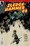 Cover for Sledgehammer 44 (Dark Horse, 2013 series) #2