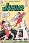 Cover for Adventures of the Jaguar (Archie, 1961 series) #9 [15 cent price variant]