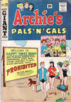 Cover for Archie's Pals 'n' Gals (Archie, 1952 series) #29 [Canadian price variant]