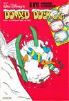 Cover for Donald Duck & Co (Hjemmet / Egmont, 1948 series) #8/1989