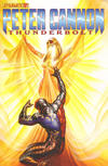 Cover for Peter Cannon: Thunderbolt (Dynamite Entertainment, 2012 series) #9 [Cover A - Alex Ross]