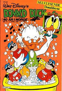 Cover Thumbnail for Donald Duck & Co (Hjemmet / Egmont, 1948 series) #14/1988