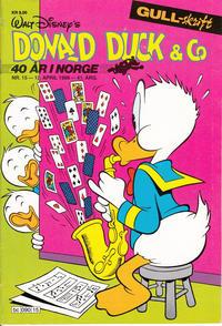 Cover Thumbnail for Donald Duck & Co (Hjemmet / Egmont, 1948 series) #15/1988