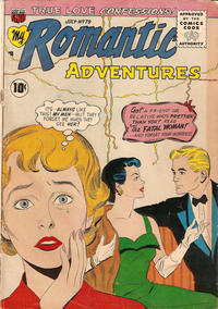 Cover Thumbnail for My Romantic Adventures (American Comics Group, 1956 series) #79