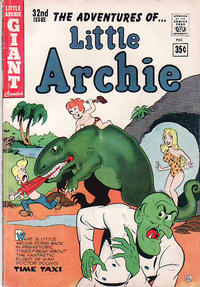 Cover Thumbnail for The Adventures of Little Archie (Archie, 1961 series) #32