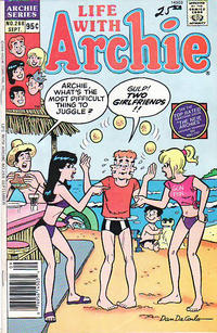 Cover Thumbnail for Life with Archie (Archie, 1958 series) #268 [Canadian]