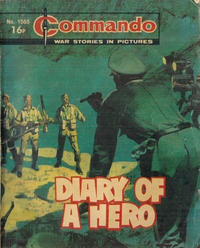 Cover Thumbnail for Commando (D.C. Thomson, 1961 series) #1555