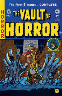 Cover Thumbnail for Vault of Horror Annual (Gemstone, 1995 series) #1