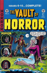 Cover Thumbnail for Vault of Horror Annual (Gemstone, 1995 series) #2