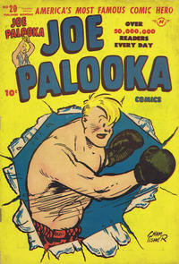 Cover Thumbnail for Joe Palooka Comics (Super Publishing, 1948 series) #20
