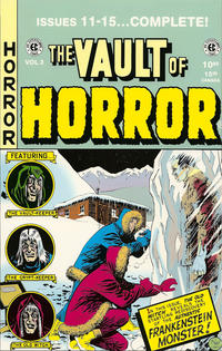 Cover Thumbnail for Vault of Horror Annual (Gemstone, 1995 series) #3
