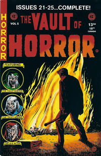 Cover Thumbnail for Vault of Horror Annual (Gemstone, 1995 series) #5