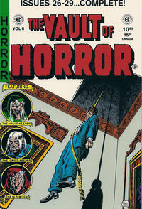 Cover Thumbnail for Vault of Horror Annual (Gemstone, 1995 series) #6
