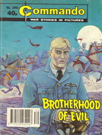 Cover Thumbnail for Commando (D.C. Thomson, 1961 series) #2560