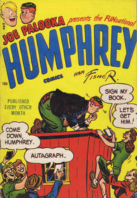 Cover Thumbnail for Humphrey Comics (Super Publishing, 1948 series) #2