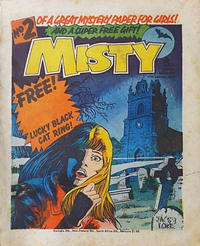 Cover Thumbnail for Misty (IPC, 1978 series) #2