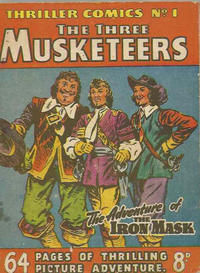 Cover Thumbnail for Thriller Comics (IPC, 1951 series) #1