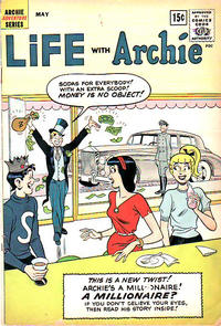 Cover Thumbnail for Life with Archie (Archie, 1958 series) #14 [15¢]