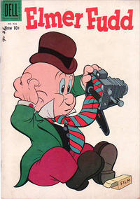 """Cover Thumbnail for Four Color (Dell, 1942 series) #938 - Elmer Fudd [""""Now"""" cover variant]"""