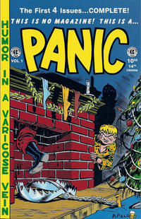 Cover Thumbnail for Panic Annual (Gemstone, 1997 series) #1