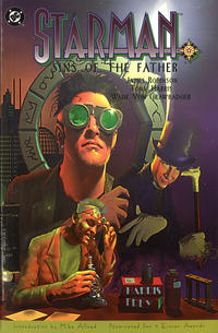 Cover Thumbnail for Starman (DC, 1995 series) #[1] - Sins of the Father [First Printing]
