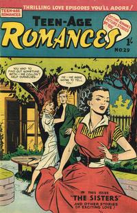Cover Thumbnail for Teen-Age Romances (Magazine Management, 1954 ? series) #29
