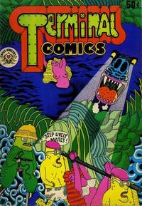 Cover Thumbnail for Terminal Comics (Apex Novelties, 1971 series)