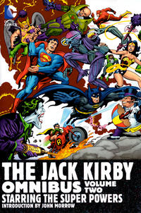 Cover Thumbnail for The Jack Kirby Omnibus (DC, 2011 series) #2