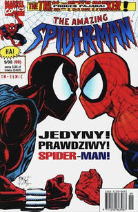 Cover Thumbnail for The Amazing Spider-Man (TM-Semic, 1990 series) #9/1998