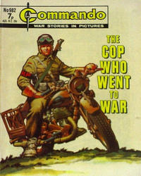 Cover Thumbnail for Commando (D.C. Thomson, 1961 series) #982