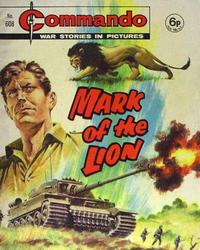 Cover Thumbnail for Commando (D.C. Thomson, 1961 series) #608