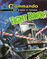 Cover Thumbnail for Commando (D.C. Thomson, 1961 series) #1623
