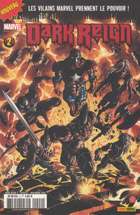 Cover Thumbnail for Dark Reign (Panini France, 2009 series) #2