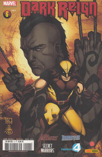 Cover Thumbnail for Dark Reign (Panini France, 2009 series) #6