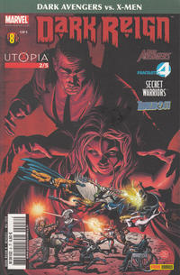 Cover Thumbnail for Dark Reign (Panini France, 2009 series) #8