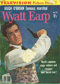 Cover Thumbnail for Wyatt Earp (Magazine Management, 1960 ? series) #10