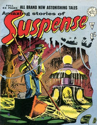 Cover Thumbnail for Amazing Stories of Suspense (Alan Class, 1963 series) #38
