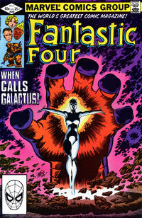 Cover Thumbnail for Fantastic Four (Marvel, 1961 series) #244 [Direct Edition]