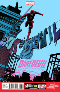 Cover Thumbnail for Daredevil (Marvel, 2011 series) #26