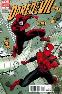 Cover Thumbnail for Daredevil (Marvel, 2011 series) #22 [2nd Printing]