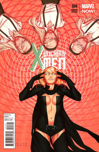 Cover Thumbnail for Uncanny X-Men (Marvel, 2013 series) #4 [Anka]