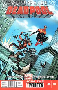 Cover Thumbnail for Deadpool (Marvel, 2013 series) #10