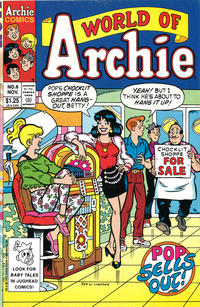 Cover Thumbnail for World of Archie (Archie, 1992 series) #6