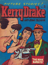 Cover Thumbnail for Kerry Drake (Magazine Management, 1959 ? series) #5