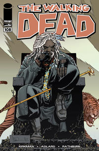 Cover Thumbnail for The Walking Dead (Image, 2003 series) #108