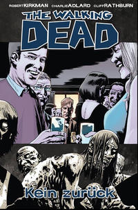 Cover Thumbnail for The Walking Dead (Cross Cult, 2006 series) #13 - Kein Zurück
