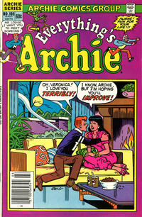 Cover Thumbnail for Everything's Archie (Archie, 1969 series) #105