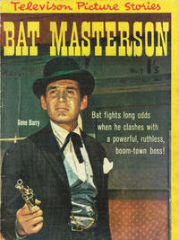 Cover Thumbnail for Bat Masterson (Magazine Management, 1960 ? series) #7