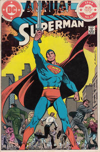 Cover Thumbnail for Superman Annual (DC, 1960 series) #10 [Direct Sales]