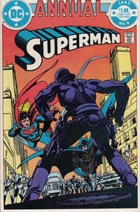 Cover Thumbnail for Superman Annual (DC, 1960 series) #9 [Direct]